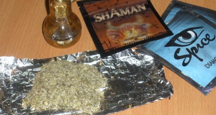 Наркотик спайс