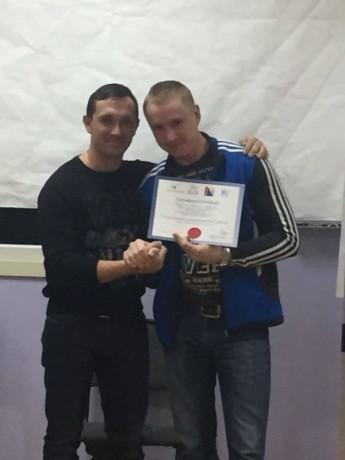 Cеминар с Игорем Мишуниным в центре Поколение3