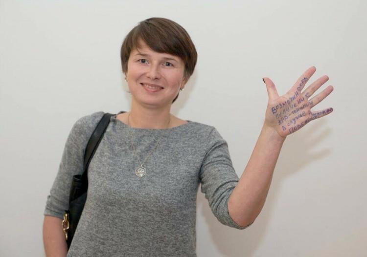 Интервью для Комсомольской правды