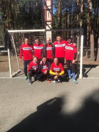 Футбольная команда РЦ Поколение 2