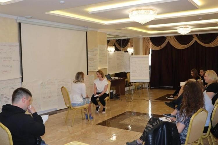 Обучающий тренинг по ВИЧ в Челябинске, фото 2
