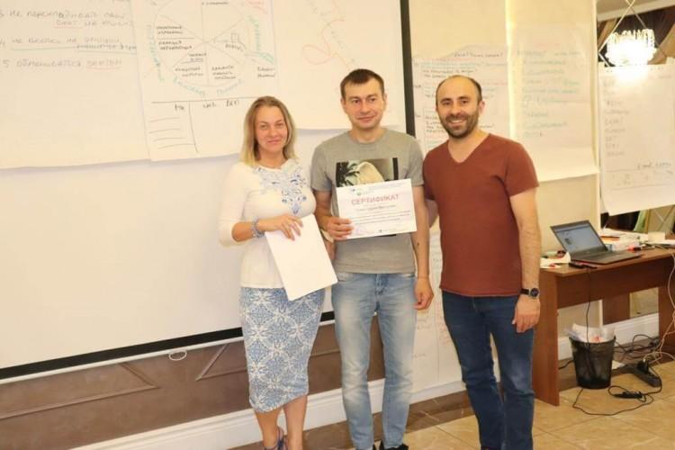 Обучающий тренинг по ВИЧ в Челябинске, фото 3