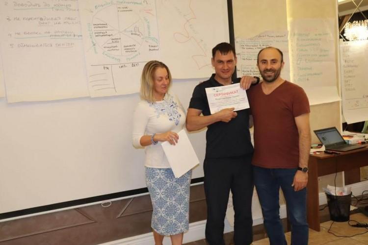 Обучающий тренинг по ВИЧ в Челябинске, фото 4
