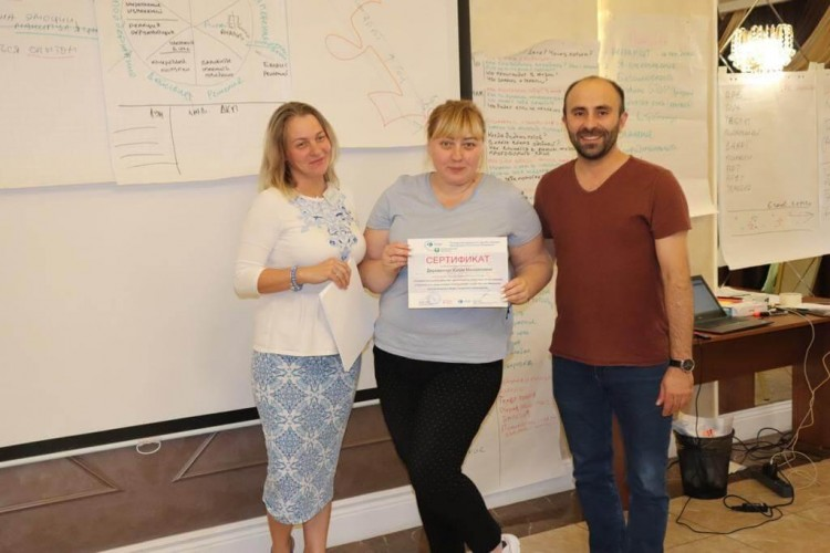 Обучающий тренинг по ВИЧ в Челябинске, фото 5