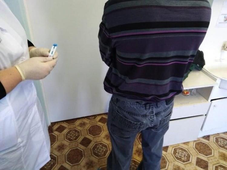 Тест на ВИЧ в селах Тюменской области