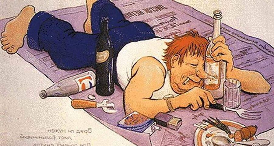 Алкоголизм: стадии симптомы и последствия для человека