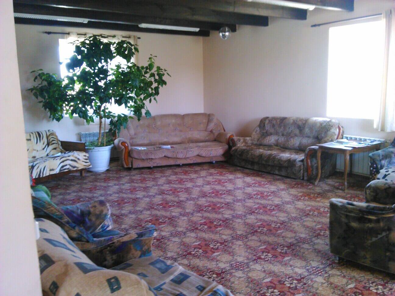Общая комната в РЦ Поколение