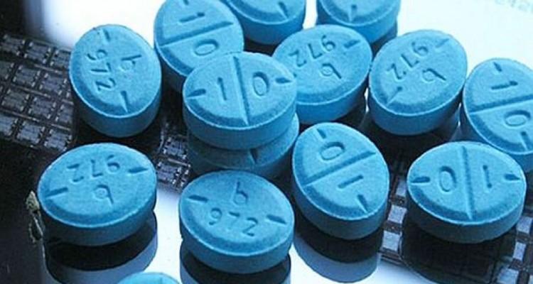 Наркотик амфетамин