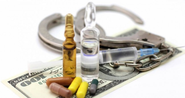 Статья за употребления наркотиков