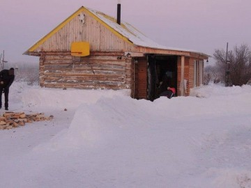 Зима 2012-13 в центре Поколение